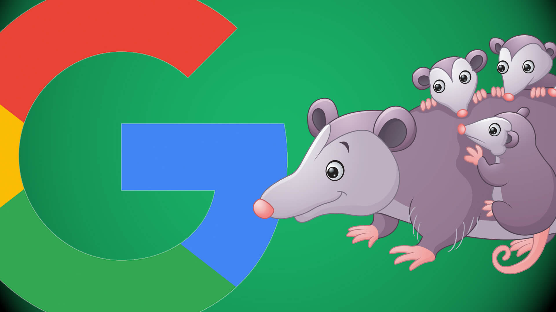 possum google update